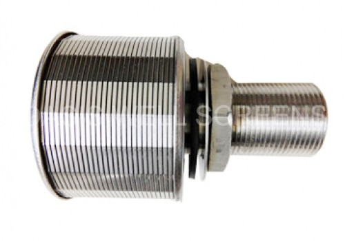Wedge Wire Nozzle Filter